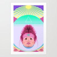 eugenia loli Art Prints featuring Loli Lu Lu by Sunny Switchblades