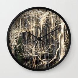 Fairie Forest Wall Clock
