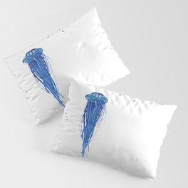 Cobalt Squishy Pillow Sham