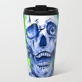 Gamble Skull Travel Mug