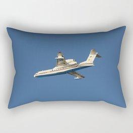 Firefighting plane Rectangular Pillow