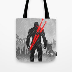 witcher Tote Bag