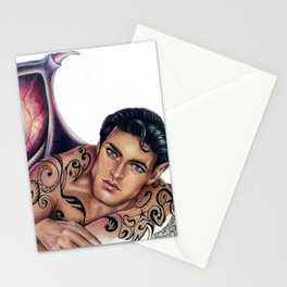 High Lord of Night Stationery Cards