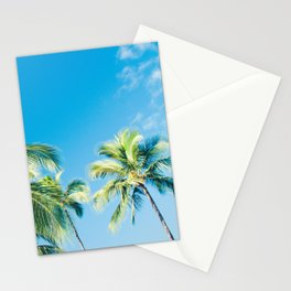 Aloha Hawaii Lahaina Palms Stationery Cards