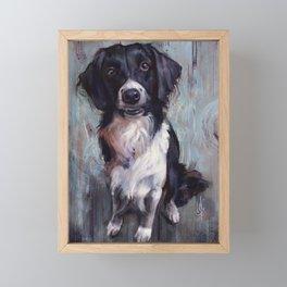 Bella Framed Mini Art Print