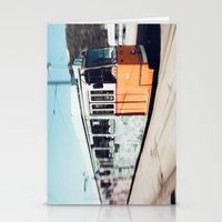 budapest Stationery Cards featuring Budapest by Johnny Frazer