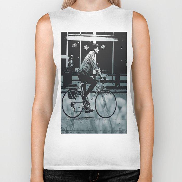 City 3 Biker Tank
