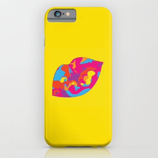 Besos iPhone & iPod Case