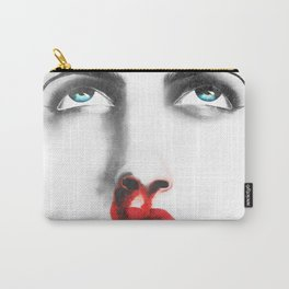 Mia Damn Pulp Fiction Mia Wallace Carry-All Pouch