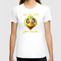 fnaf T-shirts featuring FNAF Chica by Bloo McDoodle