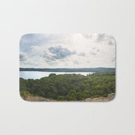 Alyen Lake Lookout - Algonquin 2016 Bath Mat