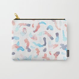 Abstract life of watercolour Carry-All Pouch