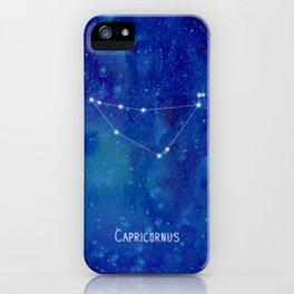 Constellation Capricornus iPhone Case
