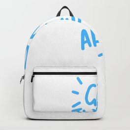 Good Things Ahead Backpack