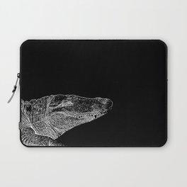 Croc Stamp Laptop Sleeve