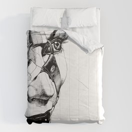 Ball Gagged Comforters