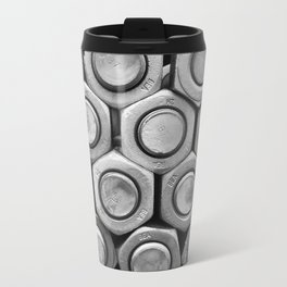 STUDS (b&w) Travel Mug