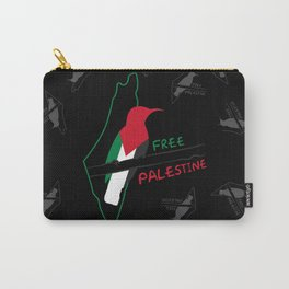 Palestine sunbird freedom Carry-All Pouch