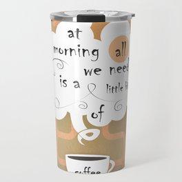Cofee Travel Mug