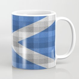 Saltire Duncarron Plaid Coffee Mug