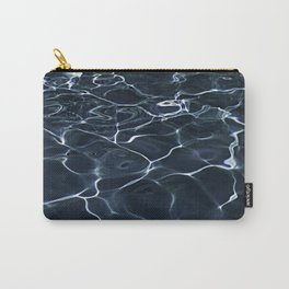 DARK BLUE -  WATER Carry-All Pouch