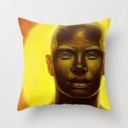 Apollo Throw Pillow