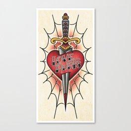 daggerV2 Canvas Print