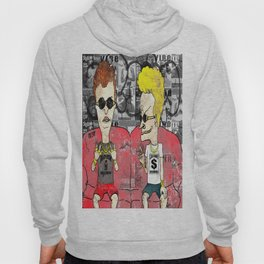 Beavis And Butthead Hoody