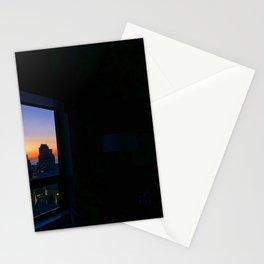 Nob Hill Sunrise Stationery Cards