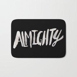 Almighty II Bath Mat