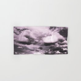 Cloudy Sky #decor #society6 Hand & Bath Towel