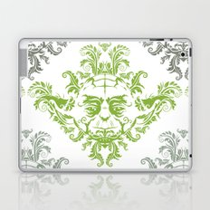 YODamask (Detail) Laptop & iPad Skin