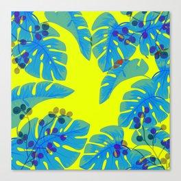 Tropica 2 Canvas Print