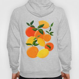 Oranges and Lemons Hoody