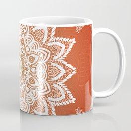 Tibetan mandala background Coffee Mug