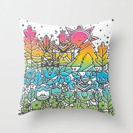 SB Throw Pillow