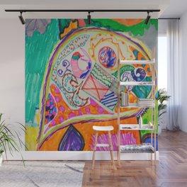 Pop Up Art Wall Mural