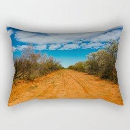 Way up north Rectangular Pillow