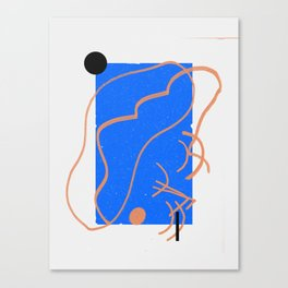 Tulpak #1 Canvas Print