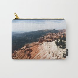 Washed Out Nature Carry-All Pouch