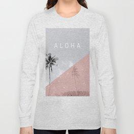 Island vibes - Aloha Long Sleeve T-shirt