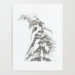 Weak in the Trees Poster