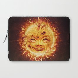 The Sun (Young Star) Laptop Sleeve