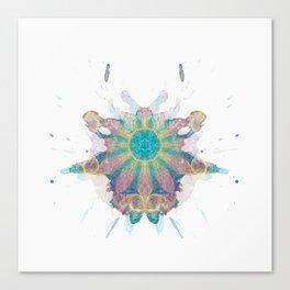 Inkdala XI Canvas Print