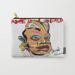 Mardi Gras - Fat Tuesday Carry-All Pouch