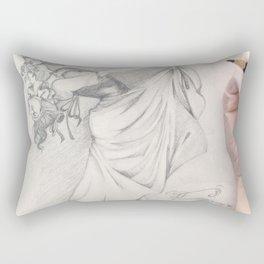 Down Time Rectangular Pillow