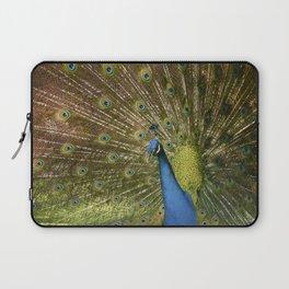 Peacock. Laptop Sleeve