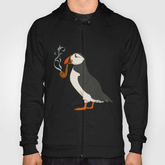 Puffin' Hoody