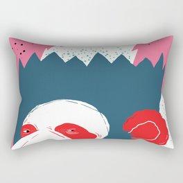Panda Raino Space Rectangular Pillow