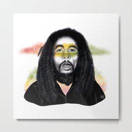 Mr. Marley Metal Print